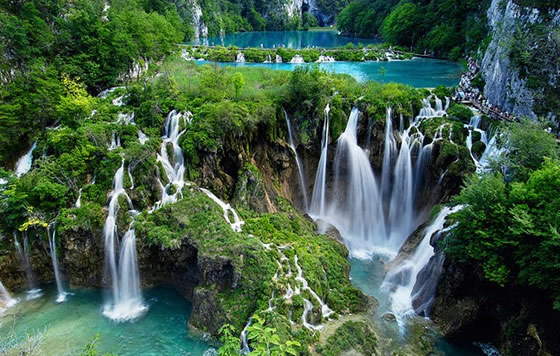75. Beauty Kravice Fall in Bosnia