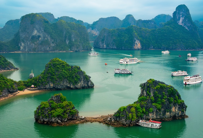 76. Ha Long Bay Vietnam