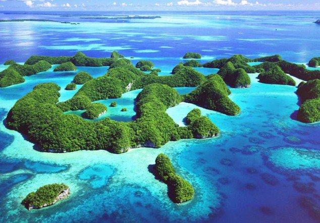 80. Rock Island Palau