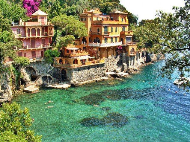 82. Portofino Italy