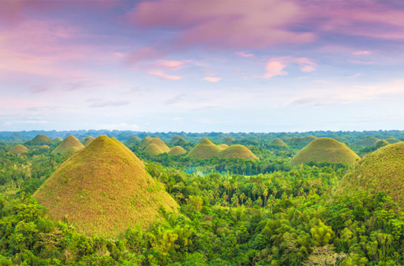 95. Chocolate Hills Philippines